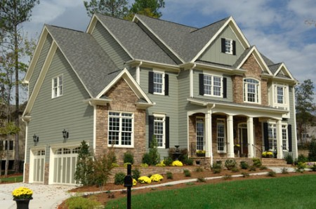 Exterior House Painting In Marietta